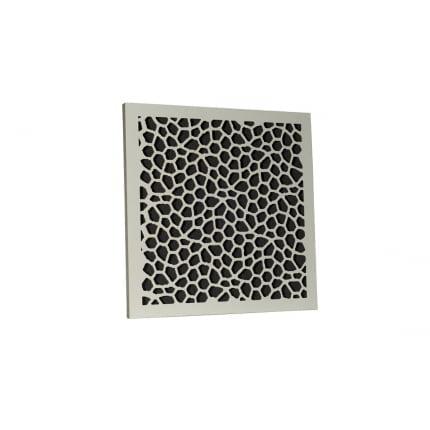 Акустическая панель Ecosound EcoNet white 50х50 см цвет белый