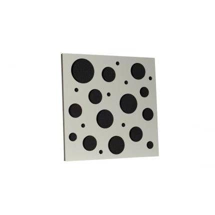 Акустическая панель Ecosound EcoBubble white 50х50 см цвет белый