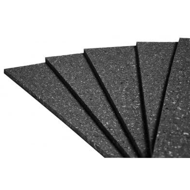 Акустическая плита Ecosound Macsound Prof толщиной 5мм 1мХ0,5м цвет графитно-черный
