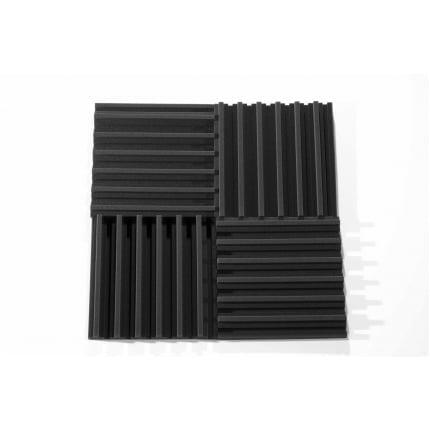 Превью Панель из акустического поролона Ecosound TOWN 50мм, 50х50см цвет черный графит