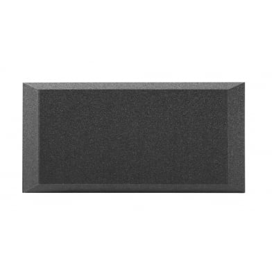 Купить панель из акустического поролона ecosound brick 50мм, 25х50см цвет черный графит по низкой цене