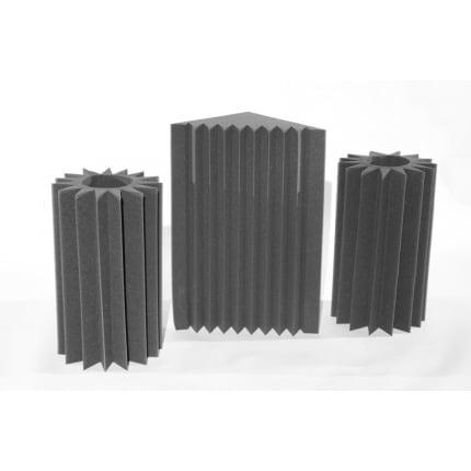 Превью Бас ловушка Ecosound ПИЛА(SAW) 0,6х0,35х0,1 м Цвет черный графит