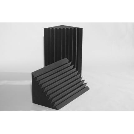 Превью Бас ловушка Ecosound Высота 60 см,сторона 38 см Цвет черный графит