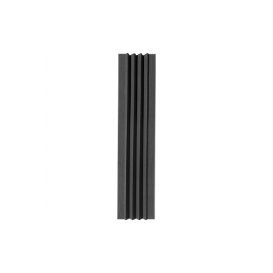 Бас ловушка Ecosound Пила угловая длина 1м ширина 16 см цвет черный графит