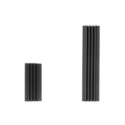 Превью Бас ловушка Ecosound-Пила угловая длина 50см ширина 16 см цвет черный графит