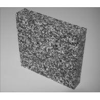 Акустическая плита Ecosound Macsound Prof 1мХ0,5мХ100мм цвет графитно-черный