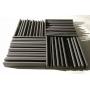Превью Панель из акустического поролона Ecosound Manhattan mini. 100 мм 0,6мх0,6м Цвет черный графит