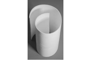 Мембрана акустическая White Flex 10 мм 1мх1м армированная