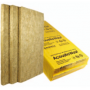Превью Акустическая минеральная вата Acoustic Wool Sonet P 100мм-1мх0,6м 80 кг/м3, , (2,4 м 2 /упак.)цвет светло-желтый