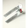 Купить антивибрационные крепления для звукоизоляции потолка-vibrofix p по низкой цене