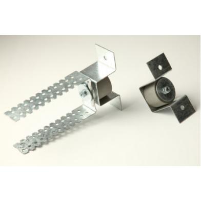 Антивибрационные  крепления для звукоизоляции потолка-Vibrofix SP