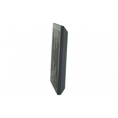 Купить акустическая панель ecosound ecowave black 50х50 см 53мм черный по низкой цене