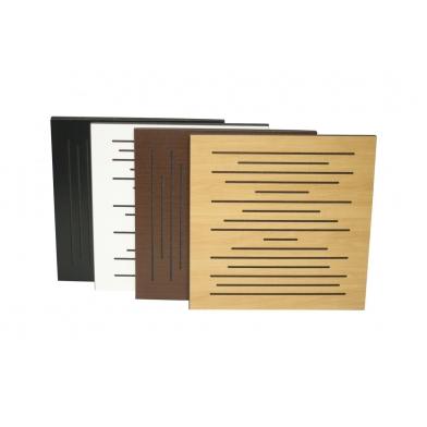 Купить акустическая панель ecosound ecopulse brown 50х50 см 73мм коричневый по низкой цене
