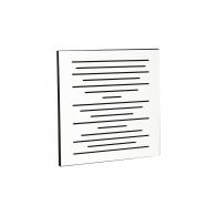 Акустическая панель Ecosound EcoPulse white 50х50 см 33мм Белый