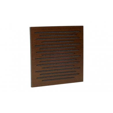 Купить акустическая панель ecosound ecotone brown 50х50 см 53мм коричневый по низкой цене
