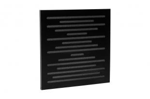 Акустическая панель Ecosound EcoWave black 50х50 см Черный