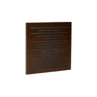 Акустическая панель Ecosound EcoWave brown 50х50 см 33мм Коричневый