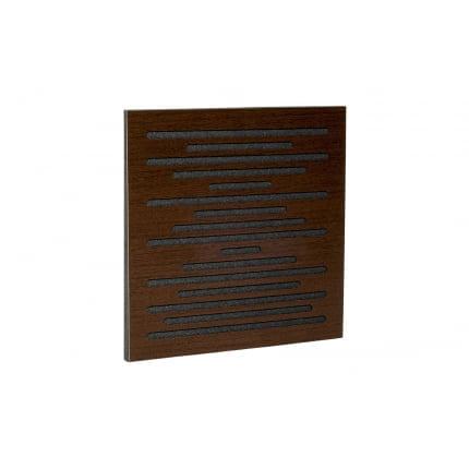 Акустическая панель Ecosound EcoWave brown 50х50 см Коричневый