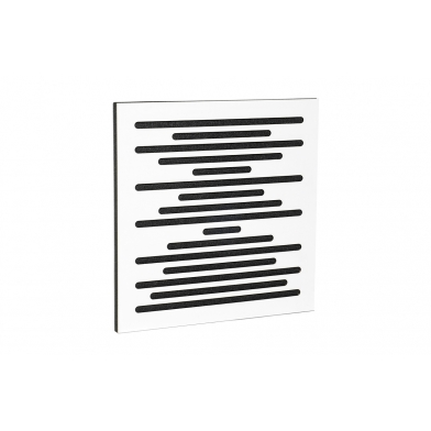 Акустическая панель Ecosound EcoWave white 50х50 см 53мм белый