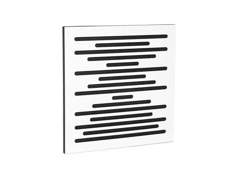 Акустическая панель Ecosound EcoWave white 50х50 см белый