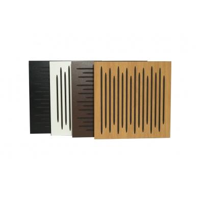 Купить акустическая панель ecosound ecotone cream 50х50 см 53мм светлый  дуб по низкой цене