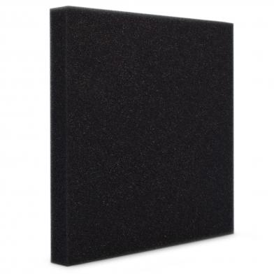 Купить панель из акустического поролона ecosound pattern black 60мм, 60х60см цвет черный по низкой цене