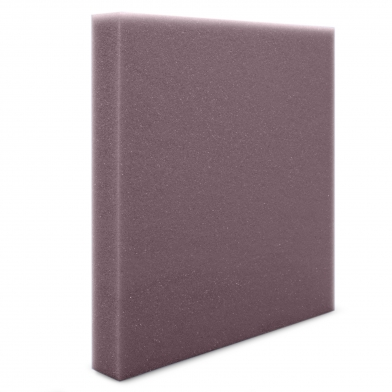 Купить панель из акустического поролона ecosound pattern light gray 60мм, 60х60см цвет светло-серый по низкой цене
