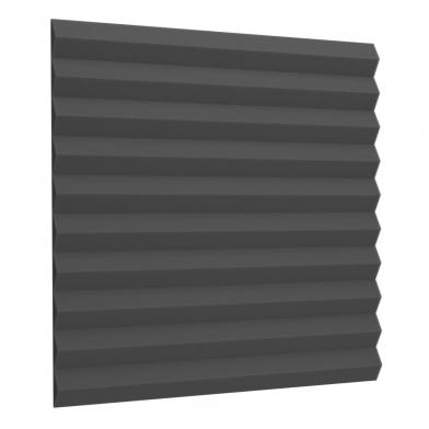 Купить акустический поролон ecosound пила 20мм 50х50см черный графит по низкой цене