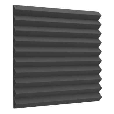 Купить акустический поролон ecosound пила 40мм 2х1м черный графит по низкой цене