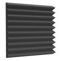 Акустический поролон Ecosound Пила 70мм 50х50см черный графит