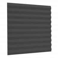 Акустический поролон Ecosound Пила 15мм 50х50см черный графит