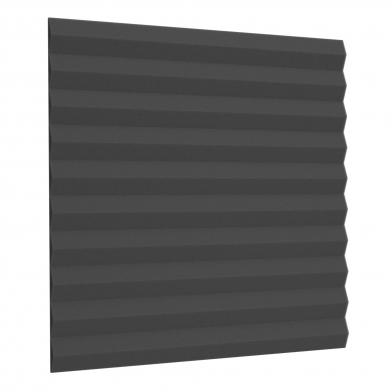 Купить акустический поролон ecosound пила 15мм 1х1м черный графит по низкой цене