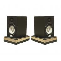 Подставки под акустические мониторы или сабвуффер Ecosound Acoustic Stand Pro Max 400x300x90 мм Бук+Мacsound 2 штуки
