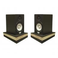 Подставки под акустические мониторы или сабвуффер Ecosound Acoustic Stand Pro Max 400x300x90 мм Сосна+Мacsound 2 штуки