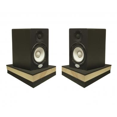 Купить подставки под акустические мониторы или сабвуффер ecosound acoustic stand pro max 400x300x90 мм сосна+мacsound 2 штуки по низкой цене
