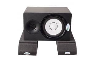 Подставки под акустические мониторы Ecosound Acoustic Stand(4 шт) 70 мм 30х21 см  Цвет черный графит