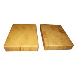 Подставки под акустику Ecosound Acoustic Stand Wood. 70 мм 40х30 см  Цвет Светлый дуб