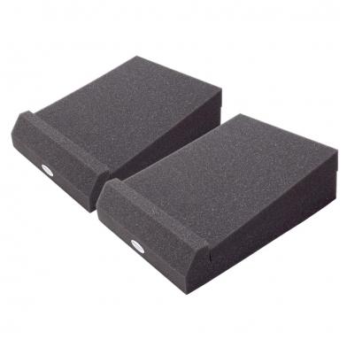 Купить подставки под акустические мониторы ecosound acoustic stand xl(2 шт) 70 мм 30х21 см  цвет черный графит по низкой цене