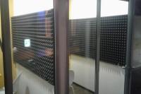 Акустическая коррекция комнаты для разговора по телефону акустическим поролоном Пирамида