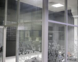 Акустический дизайн и акустическая коррекция переговорной комнаты акустическими панелями