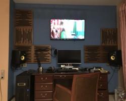 Шумоизоляция рабочего места акустическими панелями