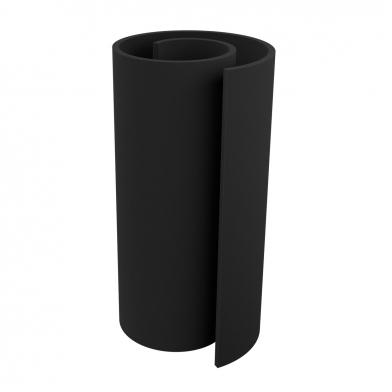 Купить акустический поролон ecosound ровный 2х1м 20мм черный графит по низкой цене