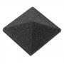 Превью Акустический поролон Ecosound пирамида 30мм Micro, 5х5см Цвет черный графит