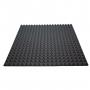 Купить акустический поролон ecosound пирамида 30мм 1мх1м цвет черный графит по низкой цене