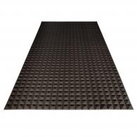 Акустический поролон Ecosound пирамида 20мм Цвет черный графит 2мх1м Цвет черный графит