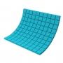 Купить панель из акустического поролона ecosound tetras color толщиной 30 мм, размером 100х100 см, синего цвета по низкой цене