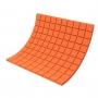 Купить панель из акустического поролона ecosound tetras color толщиной 30 мм, размером 100х100 см, оранжевого цвета по низкой цене