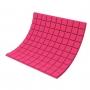 Купить панель из акустического поролона ecosound tetras color толщиной 30 мм, размером 100х100 см, розового цвета по низкой цене
