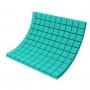 Купить панель из акустического поролона ecosound tetras color толщиной 70 мм, размером 100х100 см, зеленого цвета по низкой цене