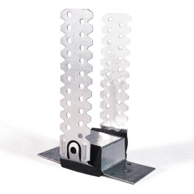 Купить антивибрационные  крепления для звукоизоляции стен и потолка ecosound-vibronet lp-25 по низкой цене